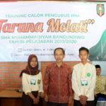 Pelatihan Kepemimpinan Taruna Melati untuk Calon Pengurus IPM SMK Muhammadiyah Bangunjiwo Kasihan